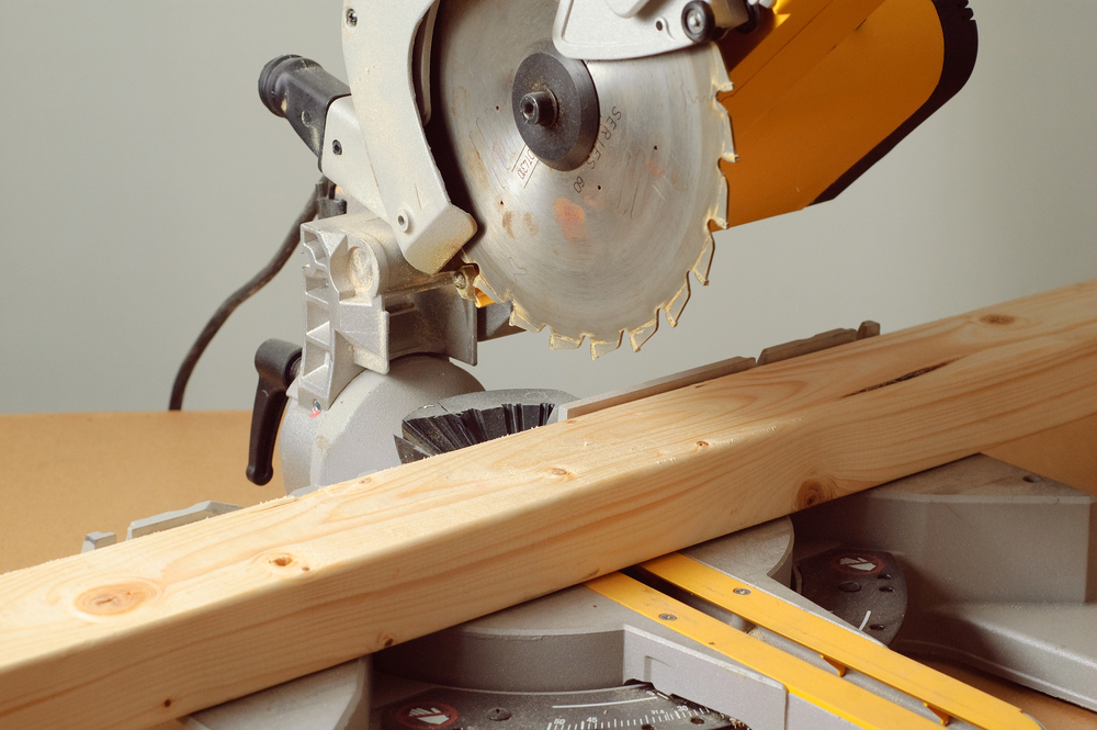 The Miter Saw: Frames Made Easy