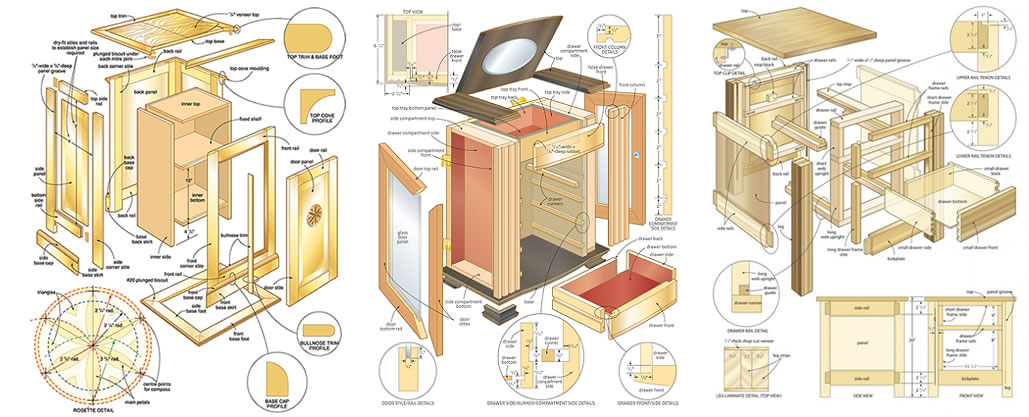 Download 100 free woodworking projects plans diy woodworking plans free access to 100 woodworking plans solutioingenieria Image collections