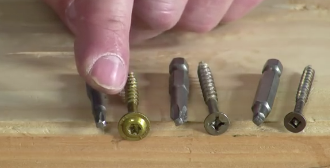 Wood Screw Technology