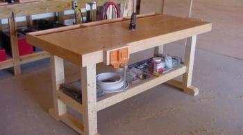 6 Free Workbench Plans Diy Woodworking Plans