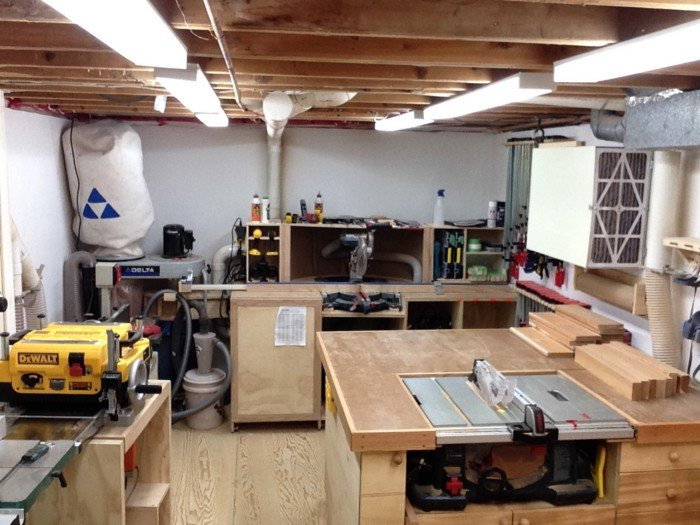 Ultimate Small Shop — Setting Up A Wood Shop For Less Than $1000 — More for Less