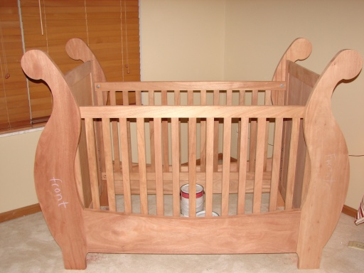 Building A Baby Crib For Your Newborn