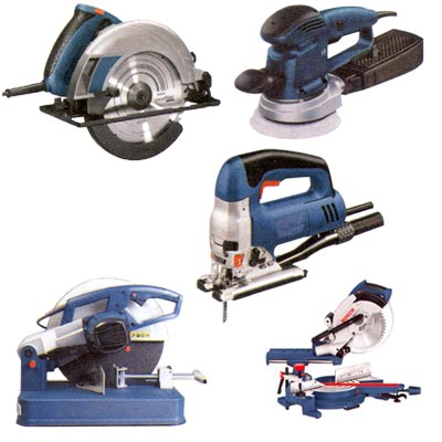 The 3 Crucial Woodworking Power Tools